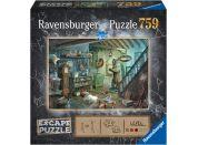 Ravensburger puzzle 150298 Exit puzzle: Zamčený sklep 759 dílků