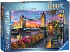 Ravensburger puzzle 150335 Západ slunce u Tower Bridge 1000 dílků