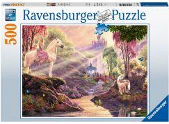 Ravensburger puzzle 150359 Kouzelná řeka 500 dílků