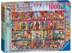 Ravensburger puzzle 152544 Největší světová Show 1000 dílků