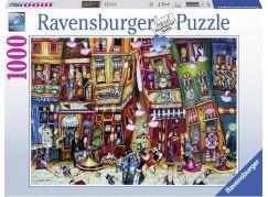 Ravensburger puzzle 152759 Když prase létá 1000 dílků