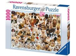 Ravensburger Puzzle 156337 Pejskové 1000 dílků