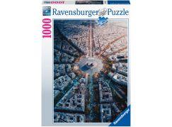 Ravensburger puzzle 159901 Paříž 1000 dílků