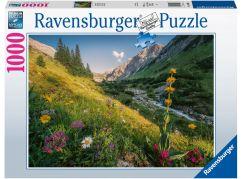 Ravensburger puzzle 159963 V rajské zahradě 1000 dílků