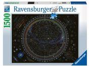 Ravensburger Puzzle 162130 Vesmír 1500 dílků