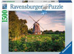 Ravensburger puzzle 162239 Mlýn u Baltského moře 1500 dílků