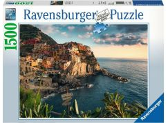 Ravensburger puzzle 162277 Pohled na Cinque Terre 1500 dílků