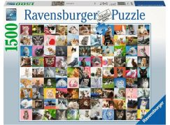 Ravensburger puzzle 162352 99 koček 1500 dílků