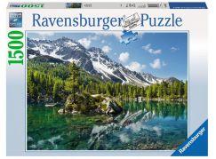 Ravensburger Puzzle 162826 Kouzelné hory 1500 dílků