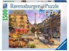 Ravensburger Puzzle 163090 Vintage Paříž 1500 dílků