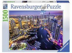 Ravensburger Puzzle 163557 Dubai on the Persian Gulf 1500 dílků