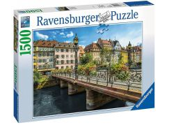 Ravensburger Puzzle 163571 Letní Strasbourg 1500 dílků