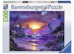 Ravensburger Puzzle 163595 Východ slunce v ráji 1500 dílků