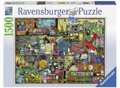 Ravensburger Puzzle 163618 Regál 1500 dílků