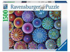 Ravensburger Puzzle 163656 Body v čase 1500 dílků