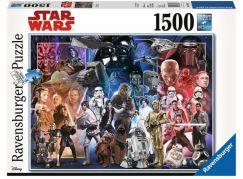 Ravensburger Puzzle 163663 Disney Star Wars univerzal 1500 dílků