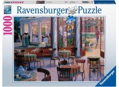 Ravensburger puzzle 164493 Návštěva v kavárně 1000 dílků