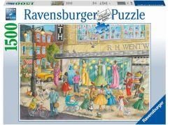Ravensburger puzzle 164592 Nákupní třída 1500 dílků