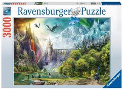 Ravensburger puzzle 164622 Vláda draků 3000 dílků