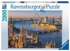 Ravensburger Puzzle 166275 Atmosférický Londýn 2000 dílků