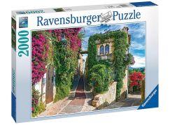 Ravensburger Puzzle 166404 Idylické francouzské domy 2000 dílků
