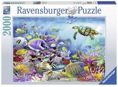 Ravensburger Puzzle 167043 Korálový útes Magesty 2000 dílků