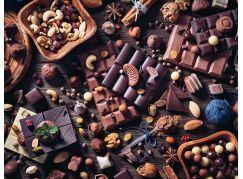 Ravensburger Puzzle 167159 Čokoláda a karamel 2000 dílků