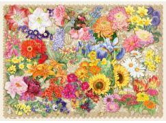 Ravensburger Puzzle 167623 Kvetoucí krása 1000 dílků
