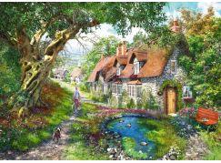 Ravensburger Puzzle 167777 Květinový kopec 1000 dílků