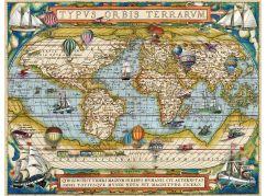 Ravensburger Puzzle 168255 Cesta kolem světa 2000 dílků