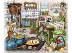 Ravensburger Puzzle 168774 Exit Puzzle Kuchyň 99 dílků