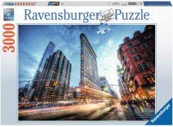 Ravensburger Puzzle 170753 Mrakodrapy 3000 dílků