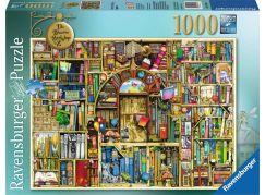 Ravensburger puzzle 193141 Bizarní knihovna 2 1000 dílků