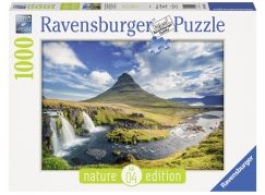 Ravensburger Puzzle 195398 Vodopády Kirkjufell 1000 dílků