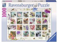 Ravensburger Puzzle 196074 Sbírka známek 1000 dílků