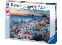 Ravensburger Puzzle 196111 Santorini 1000 dílků