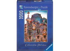 Ravensburger Puzzle 196319 Casa Batllo Barcelona 1000 dílků