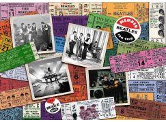 Ravensburger Puzzle 197514 The Beatles Lístky,1000 dílků