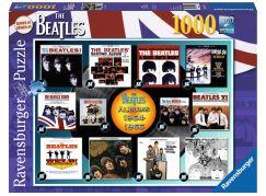 Ravensburger Puzzle 197538 The Beatles Skladby 1000 dílků