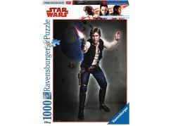 Ravensburger Puzzle 197781 Disney Star Wars: Boba Fett 1000 dílků
