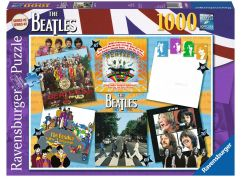 Ravensburger Puzzle 198153 The Beatles Alba 1967-1970; 1000 dílků