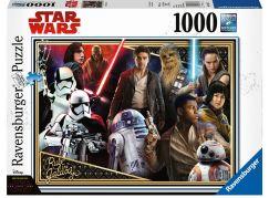 Ravensburger Puzzle 198177 Disney Star Wars: Episode VIII 1000 dílků