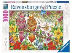Ravensburger Puzzle 198221 Tropický pocit 1000 dílků