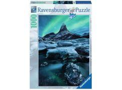 Ravensburger Puzzle 198306 Stetind v severním Norsku 1000 dílků