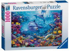 Ravensburger Puzzle 198337 Nádherný podmořský svět 1000 dílků