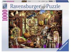 Ravensburger Puzzle 198344 Merlinova laboratoř 1000 dílků