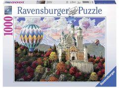 Ravensburger Puzzle 198573 Neuschwanstein 1000 dílků