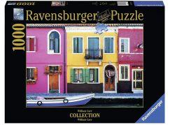 Ravensburger Puzzle 198658 Graziella, Burano 1000 dílků