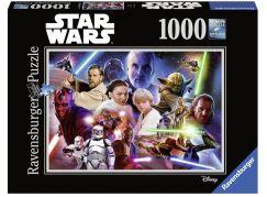 Ravensburger Puzzle 198856 Disney Star Wars: limitovaná edice 1 1000 dílků