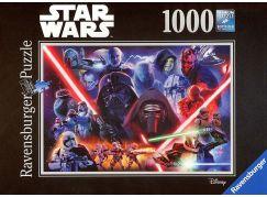 Ravensburger Puzzle 198863 Disney Star Wars: limitovaná edice 5 1000 dílků